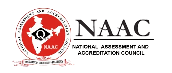 Accreditation by NAAC